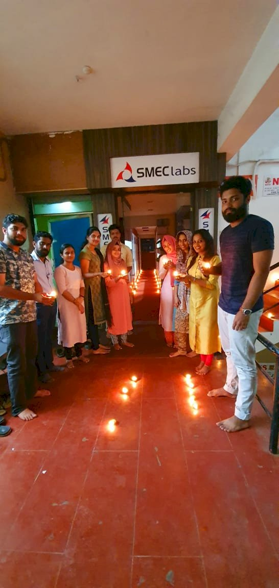 SMEClabs Calicut Diwali Celebrations