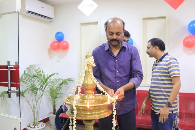 Grand opening of SMEC Study Abroad