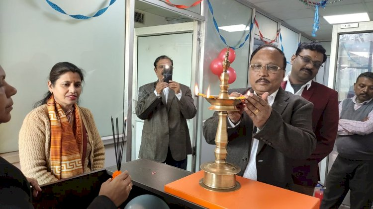 GRAND OPENING OF SMEC NEW BRANCH AT NEW DELHI - INAUGURATION CEREMONY