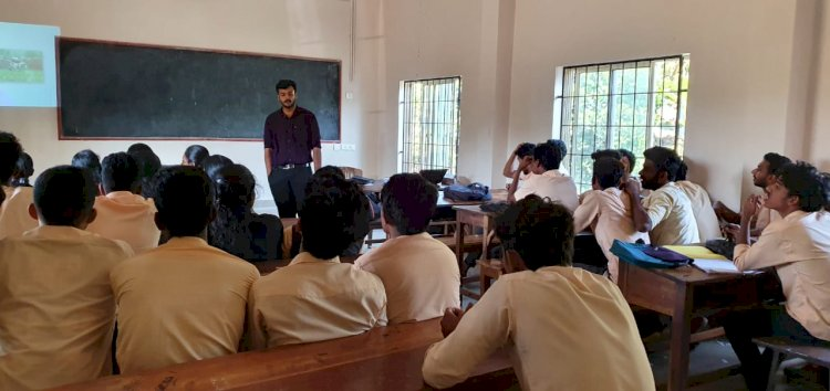 Workshop on Automation and IOT for Electrical Students in Govt. Polytechnic College Thirurangadi,Chelari