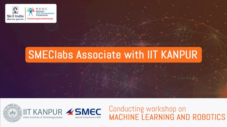 IIT Kanpur in Association with SMEClabs conducting workshop on Machine Learning and Robotics at Srinivas Institute of Technology, Mangalore