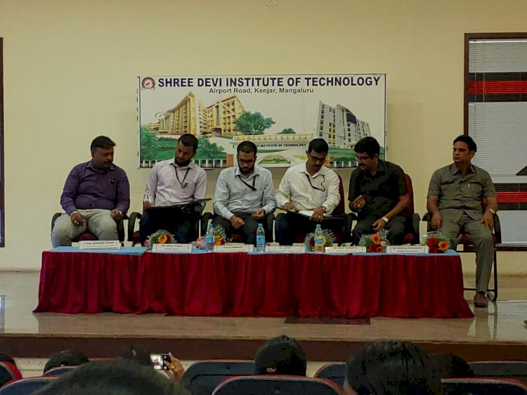 MOU signed with Shree Devi Institute Of Technology Mangalore