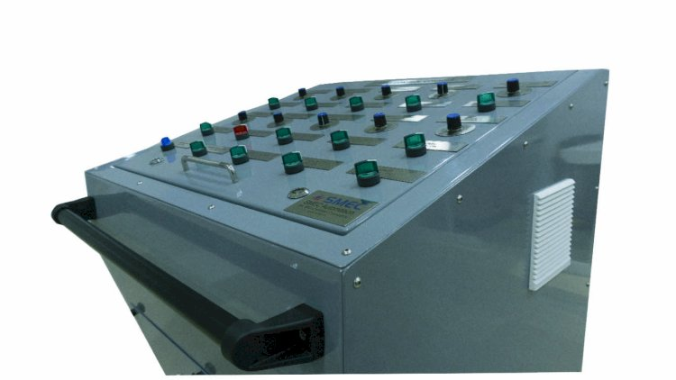 Helicopter Deck Lighting & Control System